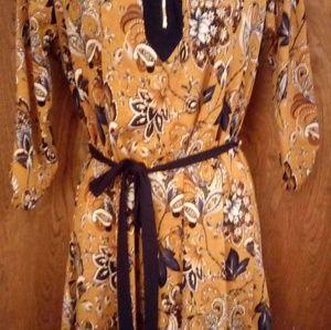 Dresses & Skirts - NAIF multi color Paisley dress